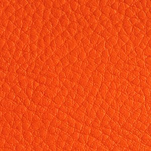 Simili cuir Orange