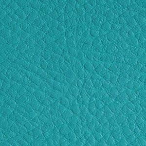 Simili cuir Turquoise