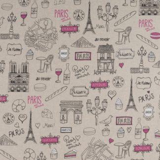 Paris effet lin