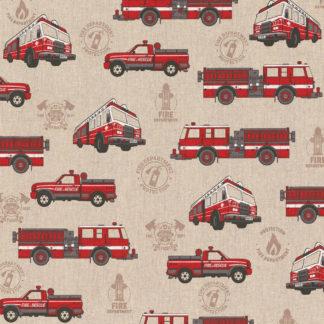 Camions de pompiers