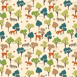 Renard en forêt