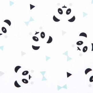 Pandas nœuds bleus