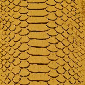 simili cuir comodo jaune