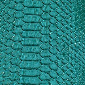 simili cuir comodo turquoise
