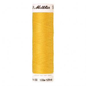 Fil à coudre jaune 120