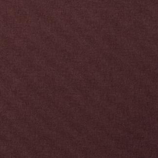 coton uni chocolat