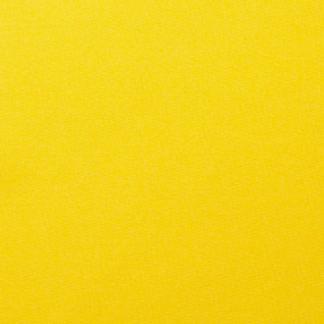 coton-uni-jaune