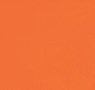 coton uni orange