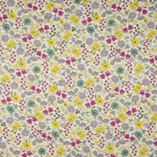 coton flowers jaune