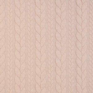 tissu-torsade-rose-poudré