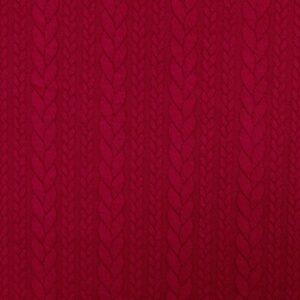 tissu-torsade-rouge-de-vin