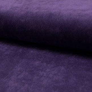 velours cotêlé violet