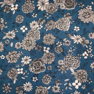 Fleurs jean