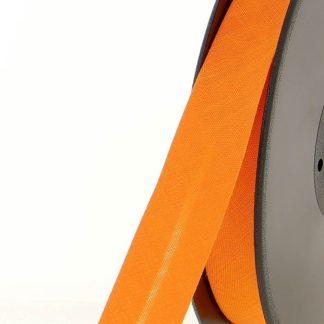 Biais orange vif