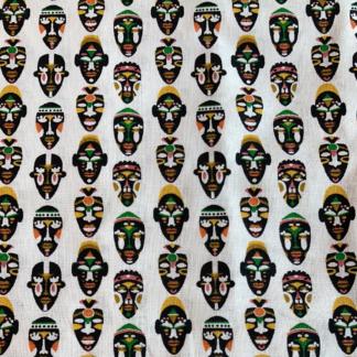 masques maori