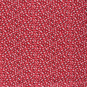 tissu viscose Marion rouge