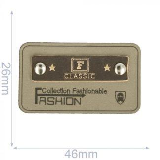 Ecusson collection fashion