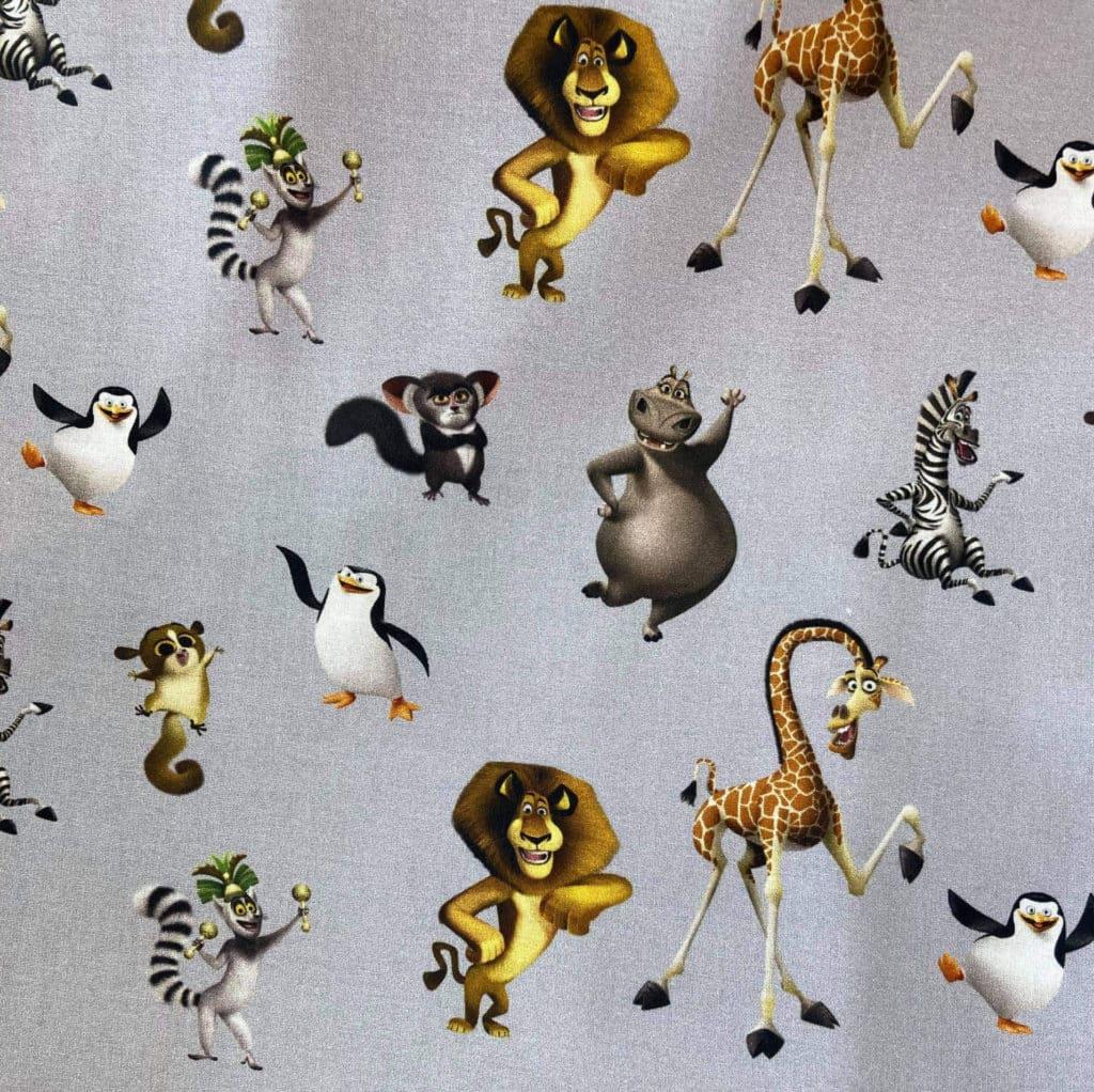 coton animaux Madagascar